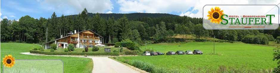 Berghotel Staufert - Bernried Bayerischer Wald